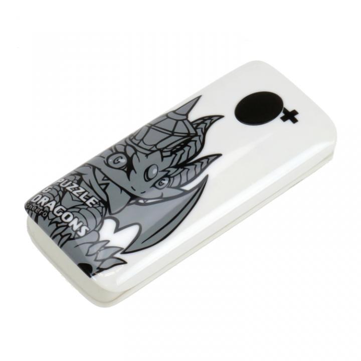 [5200mAh]パズドラ キンメタバッテリー iPhoneを2.5回充電