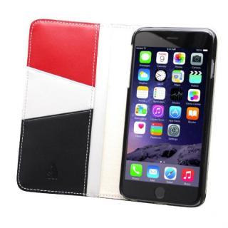 バンディエラ 手帳型本革ケース ブラック iPhone 6s Plus/6 Plus