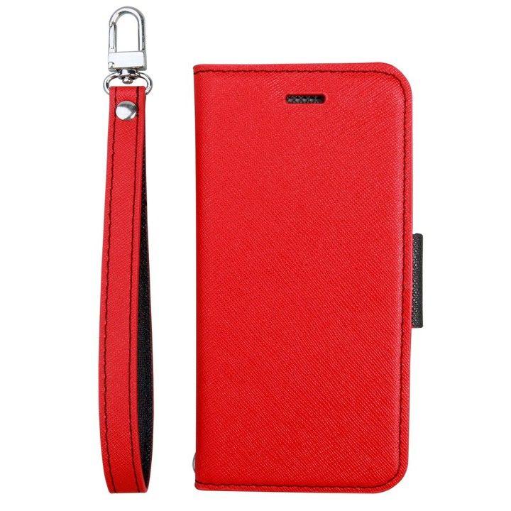 iPhone XS/X ケース Corallo NU レッド/ブラック iPhone XS/X_0