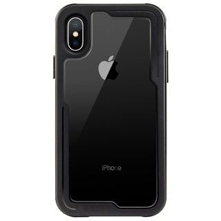 【iPhone XSケース】SwitchEasy HELIX ブラック iPhone XS