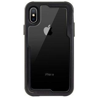 iPhone XS/X ケース SwitchEasy HELIX ブラック iPhone XS/X【4月上旬】