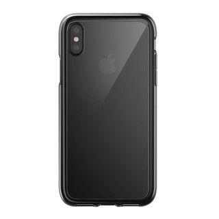 【iPhone XSケース】SwitchEasy CRUSH ウルトラ ブラック iPhone XS