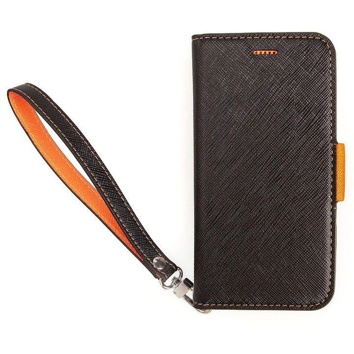 iPhone XS Max ケース Corallo NU ブラック/オレンジ iPhone XS Max_0
