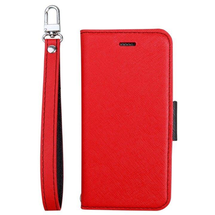 iPhone XR ケース Corallo NU レッド/ブラック iPhone XR_0