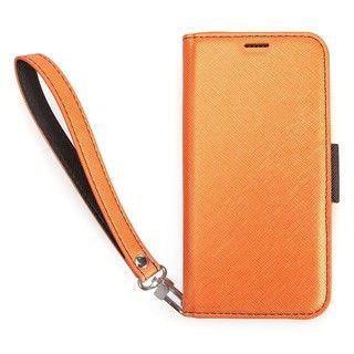 【iPhone XS Maxケース】Corallo NU オレンジ/ブラック iPhone XS Max