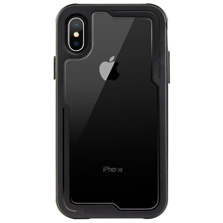 【iPhone XSケース】SwitchEasy HELIX ブラック iPhone XS_0