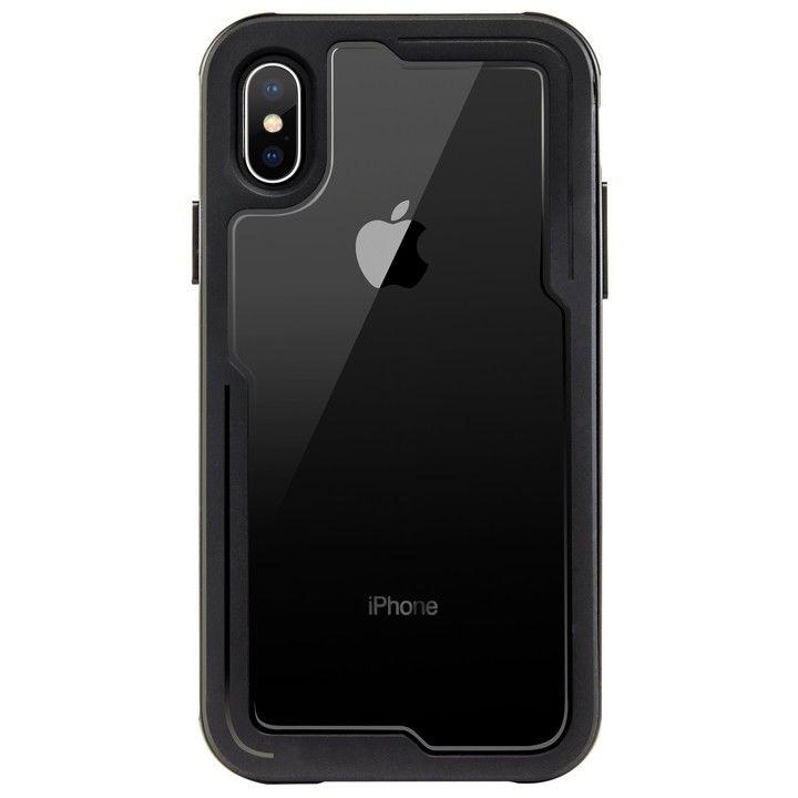 【iPhone XSケース】SwitchEasy HELIX ブラック iPhone XS_0