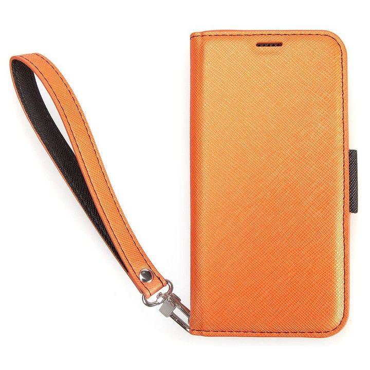 iPhone XR ケース Corallo NU オレンジ/ブラック iPhone XR_0
