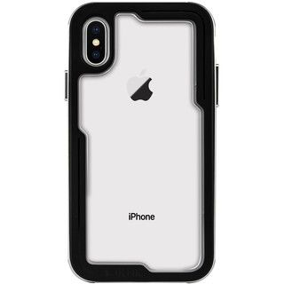 iPhone XS/X ケース SwitchEasy HELIX シルバー iPhone XS/X