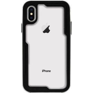 iPhone XS/X ケース SwitchEasy HELIX シルバー iPhone XS/X