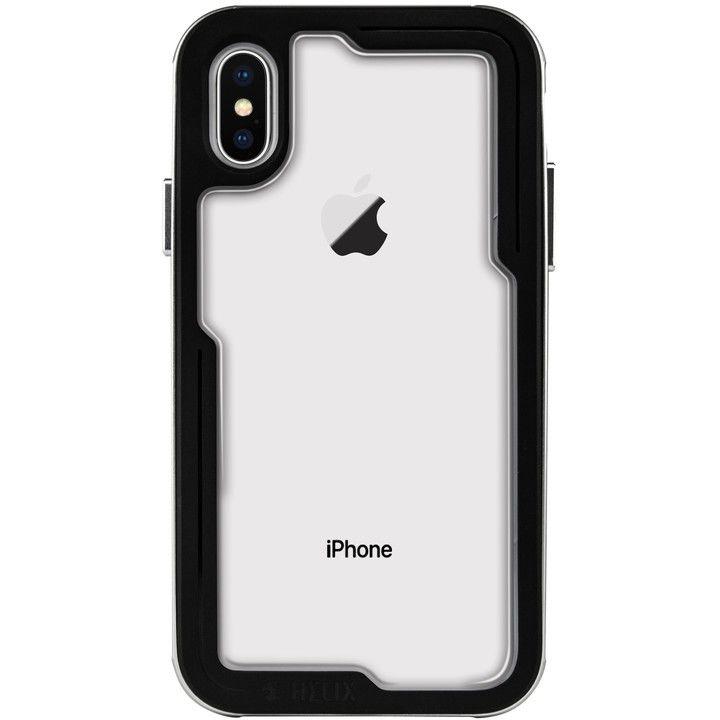 iPhone XS/X ケース SwitchEasy HELIX シルバー iPhone XS/X_0