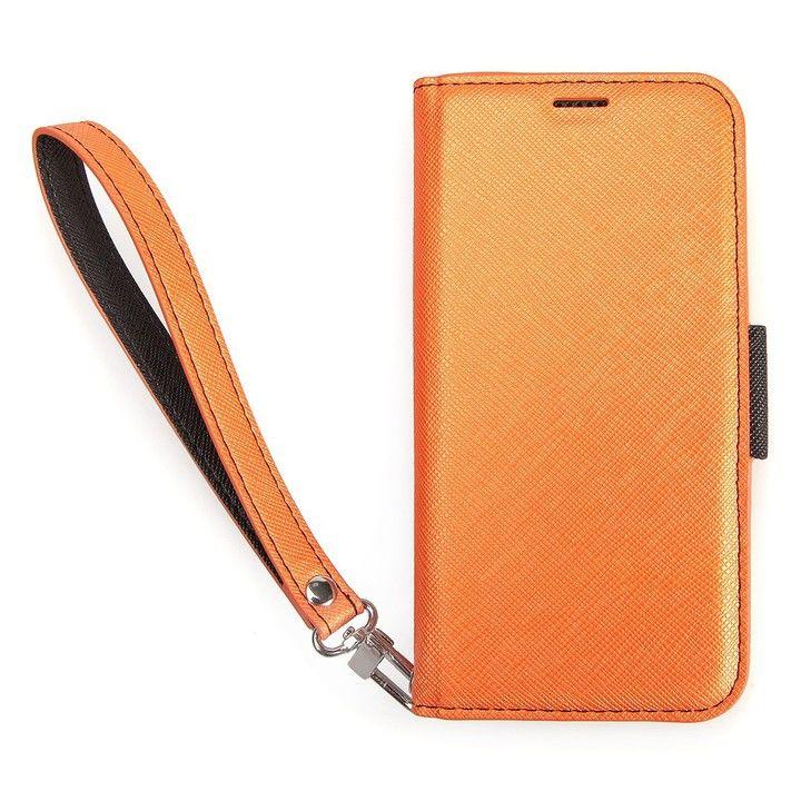 iPhone XS Max ケース Corallo NU オレンジ/ブラック iPhone XS Max_0