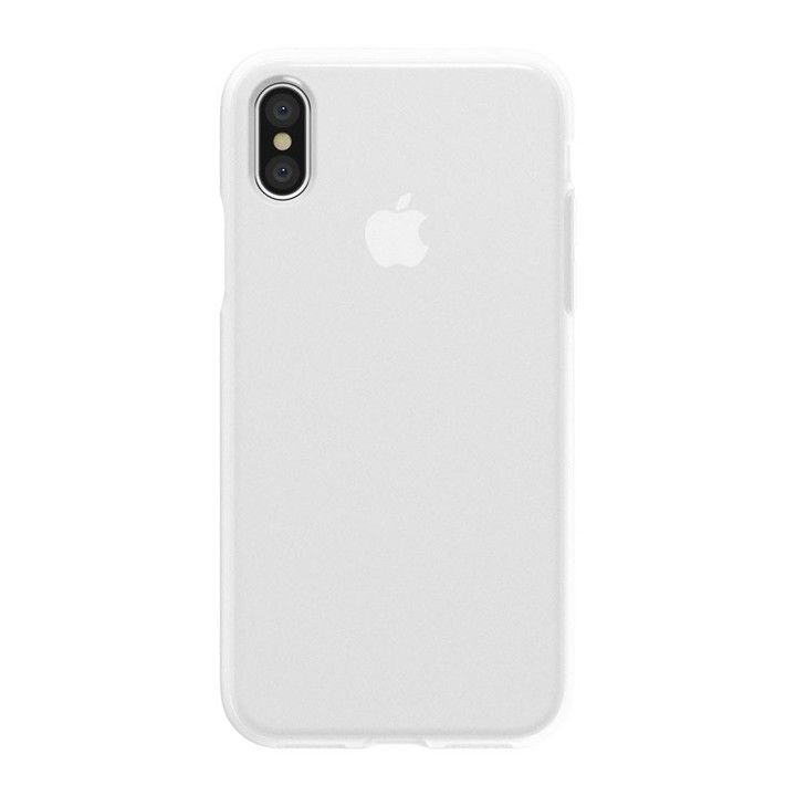 iPhone XS/X ケース SwitchEasy NUMBERS フロスト ホワイト iPhone XS/X_0