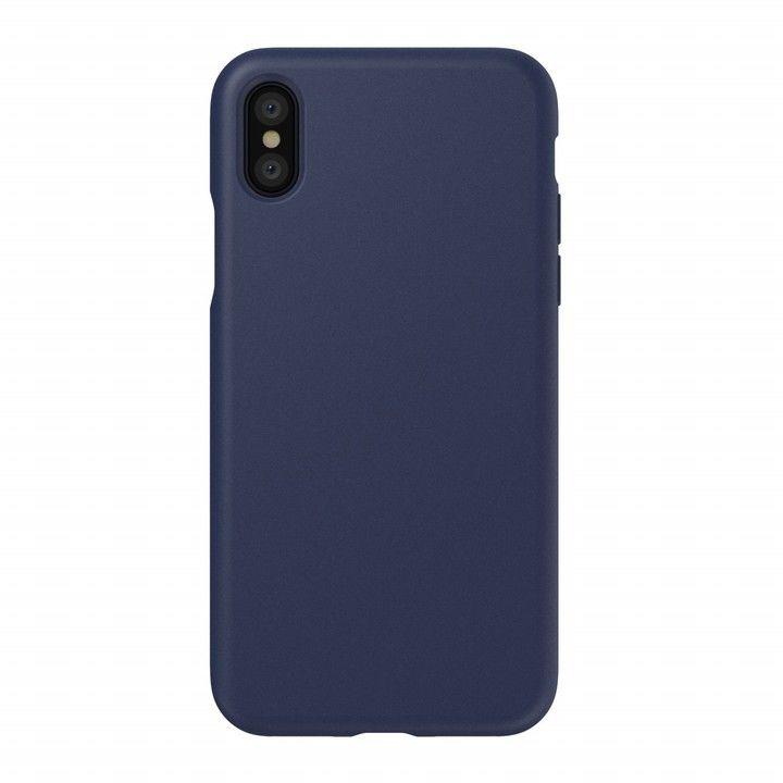 iPhone XS/X ケース SwitchEasy NUMBERS ミッドナイトブルー iPhone XS/X_0