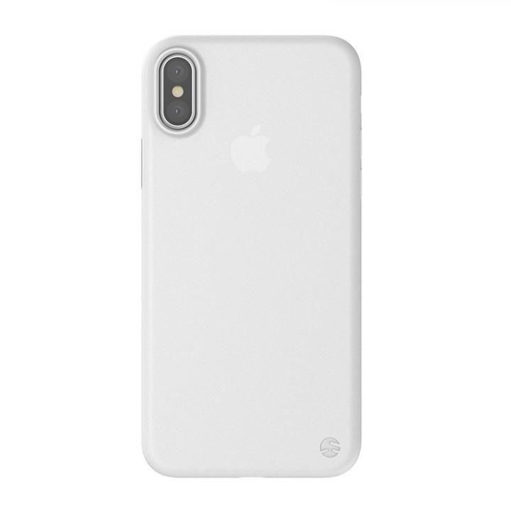 【iPhone XSケース】SwitchEasy 0.35 フロスト ホワイト iPhone XS_0