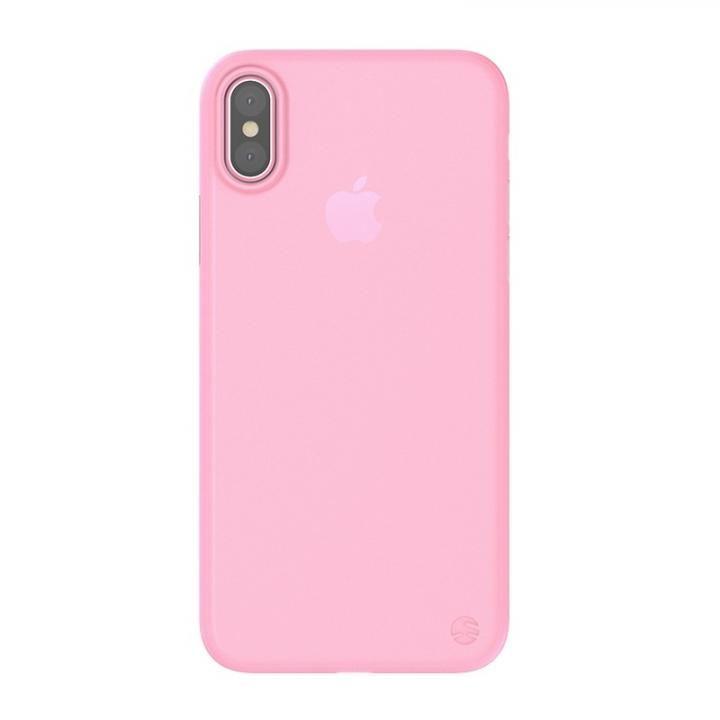iPhone XS/X ケース SwitchEasy 0.35 ピンク iPhone XS/X_0