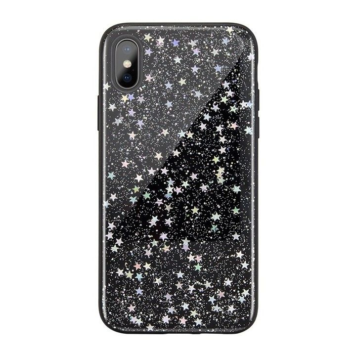 iPhone XS Max ケース SwitchEasy StarField ブラック スター iPhone XS Max_0