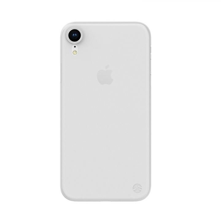 【iPhone XRケース】SwitchEasy 0.35 フロスト ホワイト iPhone XR_0