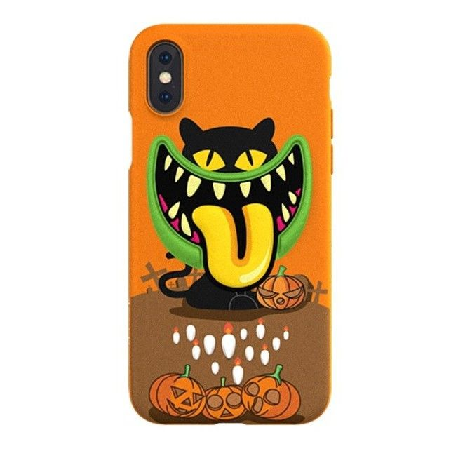 iPhone XS Max ケース SwitchEasy Monsters スプーキー iPhone XS Max_0
