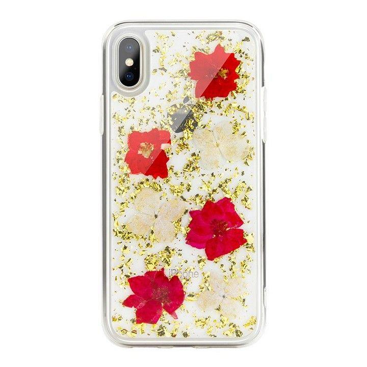 【iPhone XSケース】SwitchEasy Flash 2018 Florid iPhone XS_0
