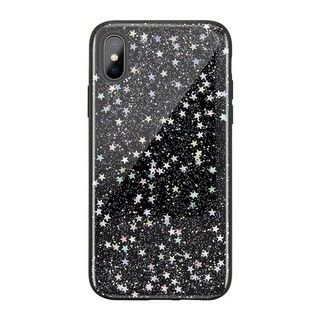 SwitchEasy StarField ブラック スター iPhone XS