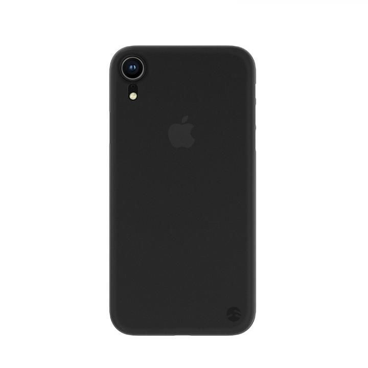iPhone XR ケース SwitchEasy 0.35 ウルトラ ブラック iPhone XR_0