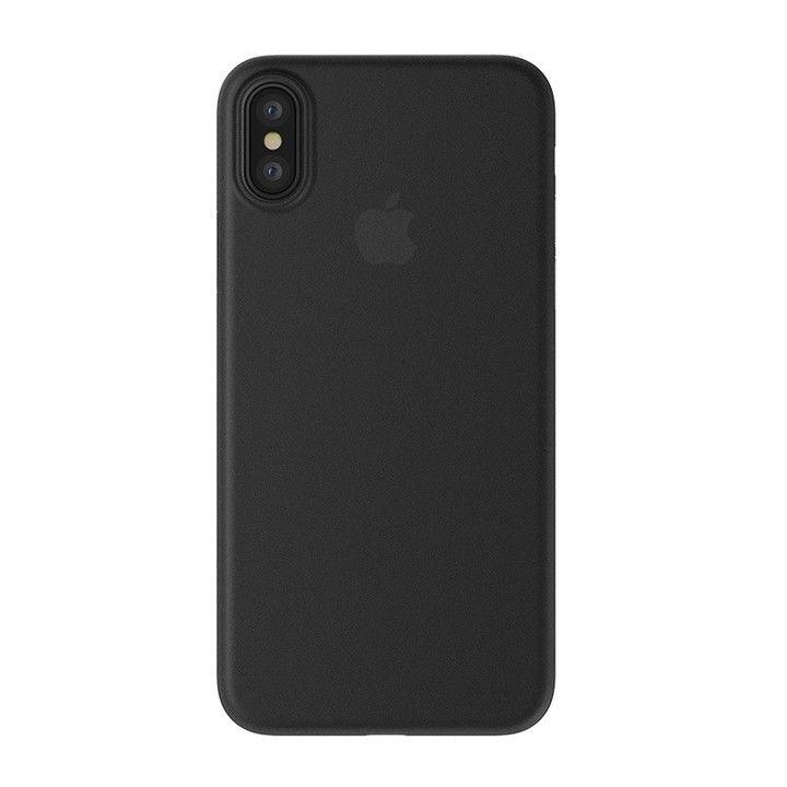 iPhone XS Max ケース SwitchEasy 0.35 ウルトラ ブラック iPhone XS Max_0