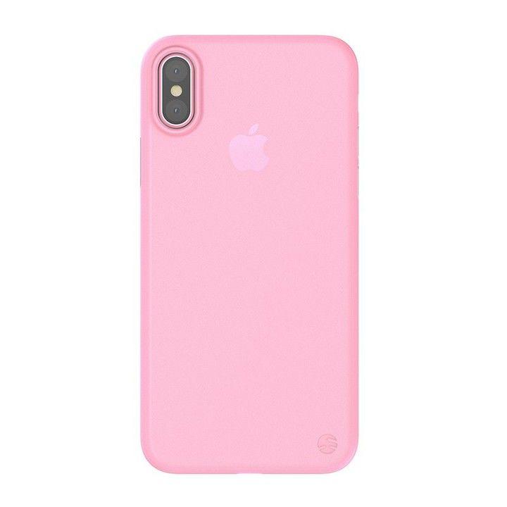 iPhone XS Max ケース SwitchEasy 0.35 ピンク iPhone XS Max_0