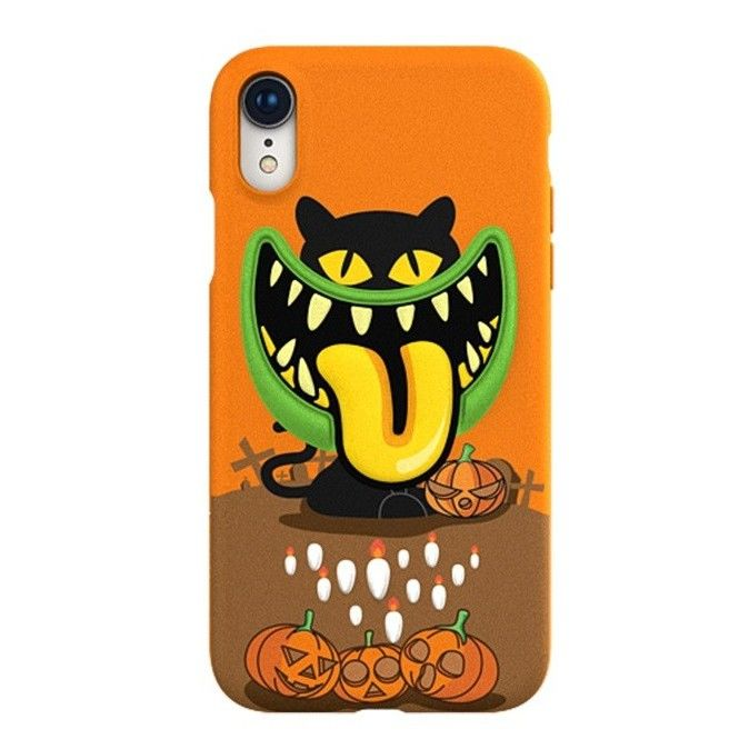 iPhone XR ケース SwitchEasy Monsters スプーキー iPhone XR_0
