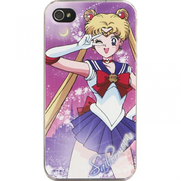 美少女戦士セーラームーン iPhone4/4s専用キャラクタージャケット セーラームーン ロマンティック_0