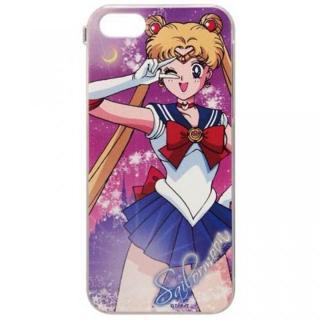 iPhone SE/5s/5 ケース 美少女戦士セーラームーン iPhone5専用キャラクタージャケット セーラームーン ロマンティック