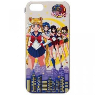 美少女戦士セーラームーン (縦柄) iPhone SE/5s/5ケース
