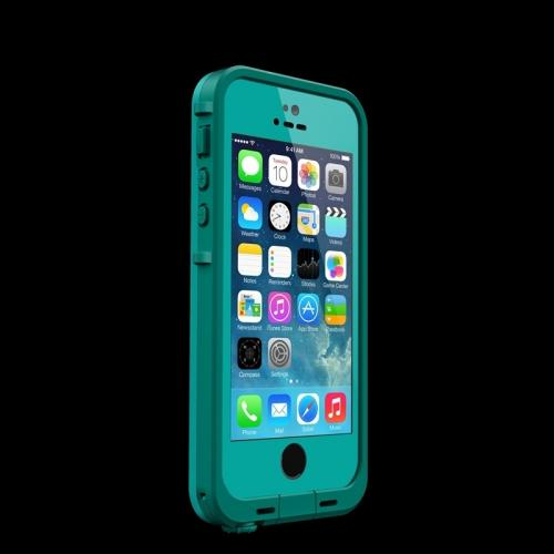 【iPhone SE/5s/5ケース】防水なのにTouchID対応 LifeProof fre テール/テール iPhone SE/5s/5ケース_0