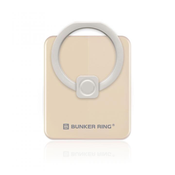 BUNKER RING Edge スマホリング 落下防止 Gold_0