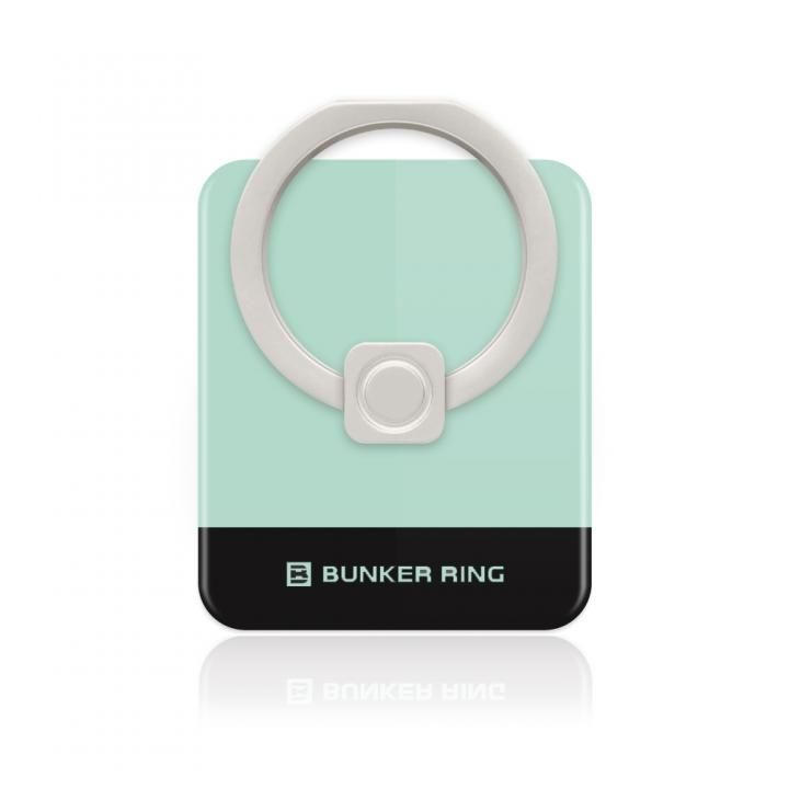 BUNKER RING Edge スマホリング 落下防止 HorizonBlue/Black_0