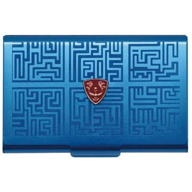 スタジオジブリ作品 天空の城ラピュタ メタルカードケース ブルー