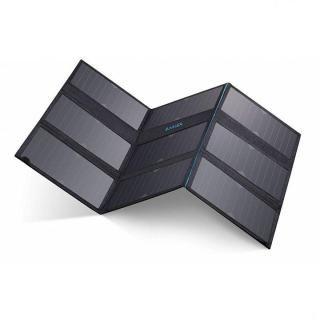 Anker PowerPort Solar 60 USBソーラーチャージャー ブラック【10月上旬】
