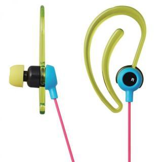スポーツ向け耳栓タイプステレオイヤホン ミックス