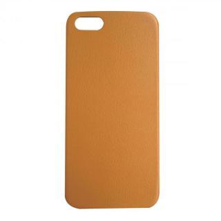 iPhone SE/5s/5 ケース 極薄1.3mmPUレザーケース Zula イエロー iPhone SE/5s/5ケース