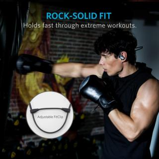 Anker SoundBuds Sport NB10 スポーツ用 Bluetoothイヤホン ブラック_1