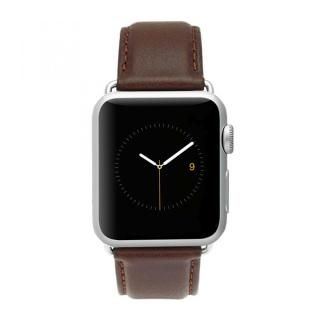 Case-Mate 42mm Apple Watch band Signature Leather ブラウン