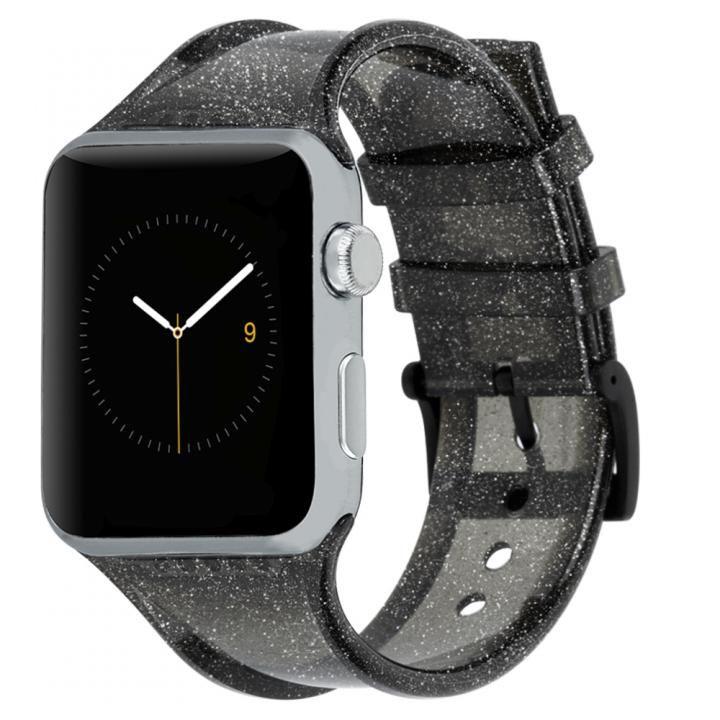 Case-Mate 42mm Apple Watch band Sheer Glam-Noir_0