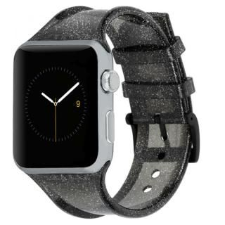Case-Mate 42mm Apple Watch band Sheer Glam-Noir