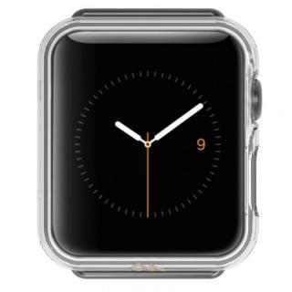Case-Mate 38mm Apple Watch TPUケース Tough Naked Bumper