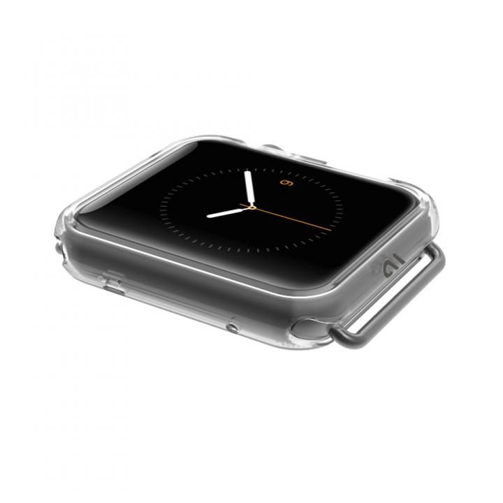 Case-Mate 42mm Apple Watch TPUケース Tough Naked Bumper