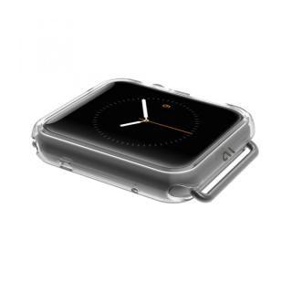 Case-Mate 42mm Apple Watch TPUケース Tough Naked Bumper