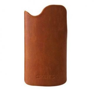 その他のiPhone/iPod ケース 【iPhone 4s/4】IC004-BR モバイルラップ(KEICS)