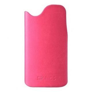 【その他のiPhone/iPodケース】【iPhone 4s/4】IC004-PI モバイルラップ(KEICS)