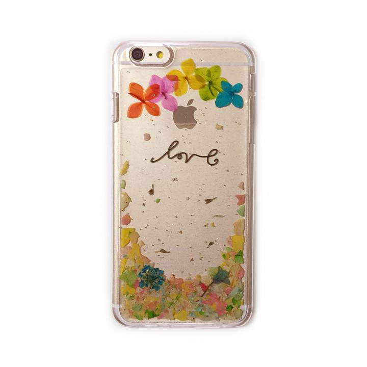 only one 真花ケース Iris iPhone SE/5s/5