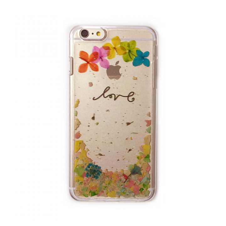 [2017夏フェス特価]only one 真花ケース Iris iPhone SE/5s/5